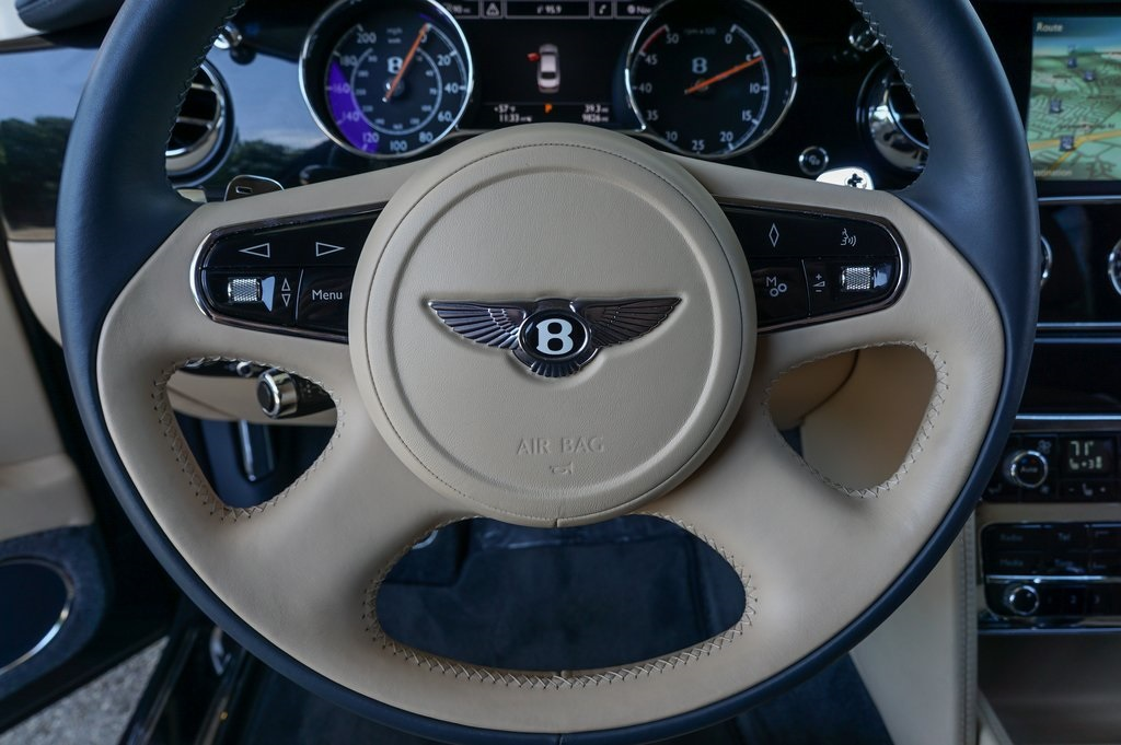 Certified Pre-Owned 2015 Bentley Mulsanne
