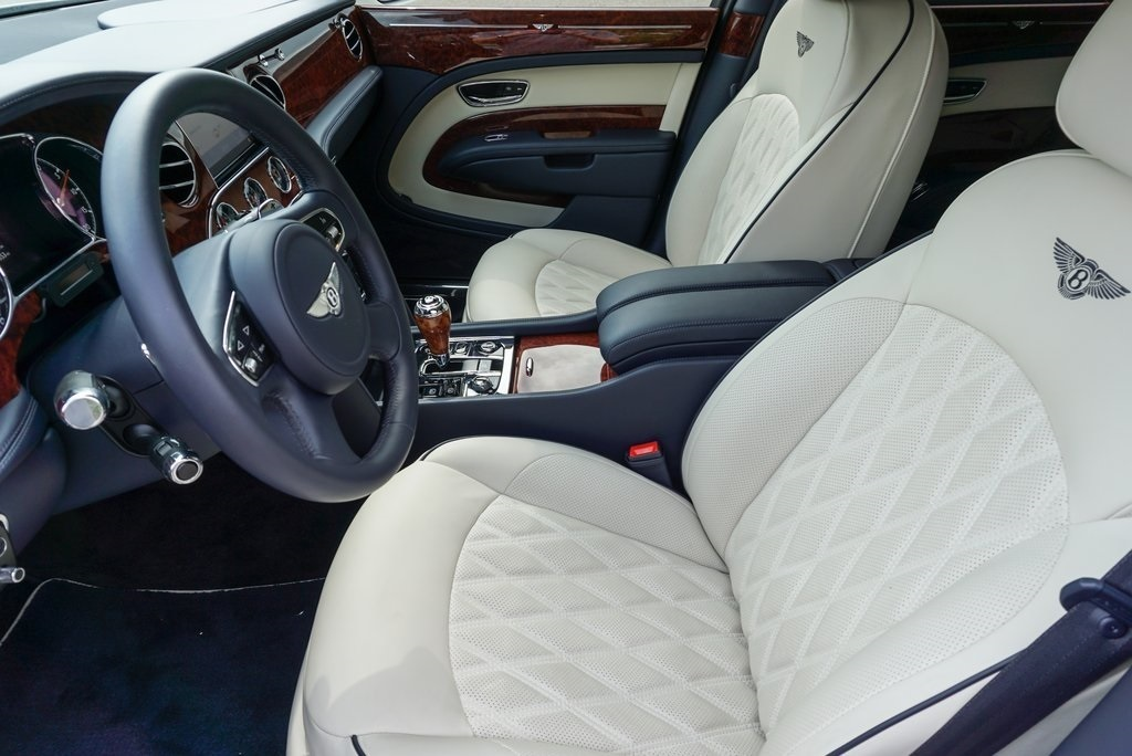Certified Pre-Owned 2017 Bentley Mulsanne