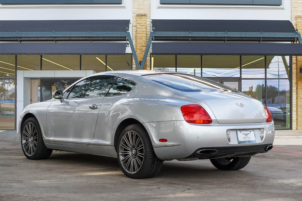Pre-Owned 2010 Bentley Continental GT Speed