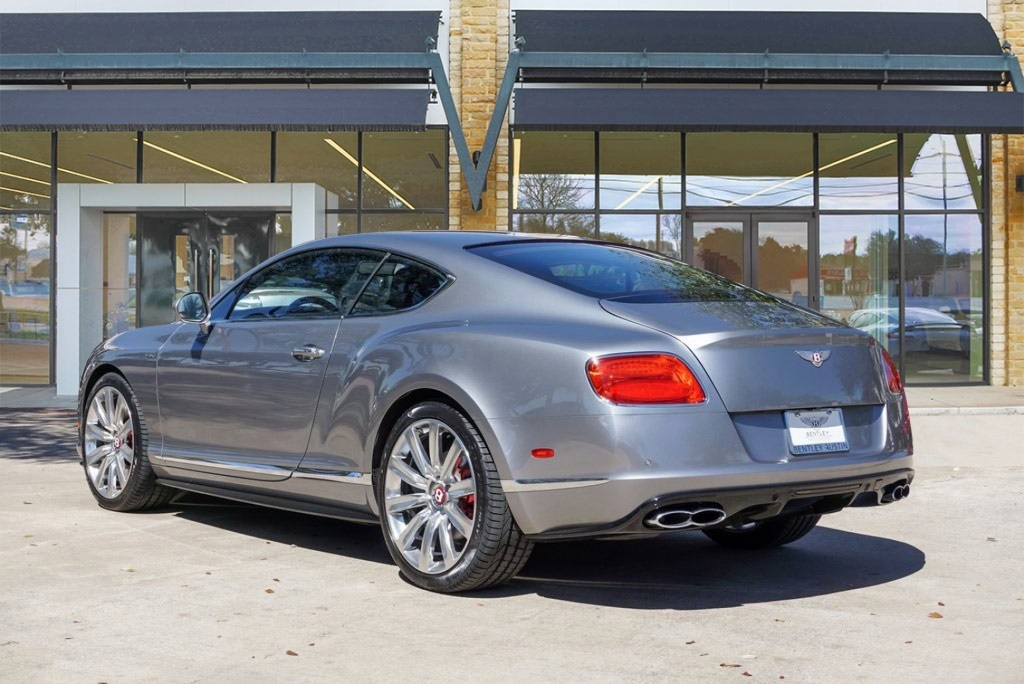 Certified Pre-Owned 2015 Bentley Continental GT V8 S