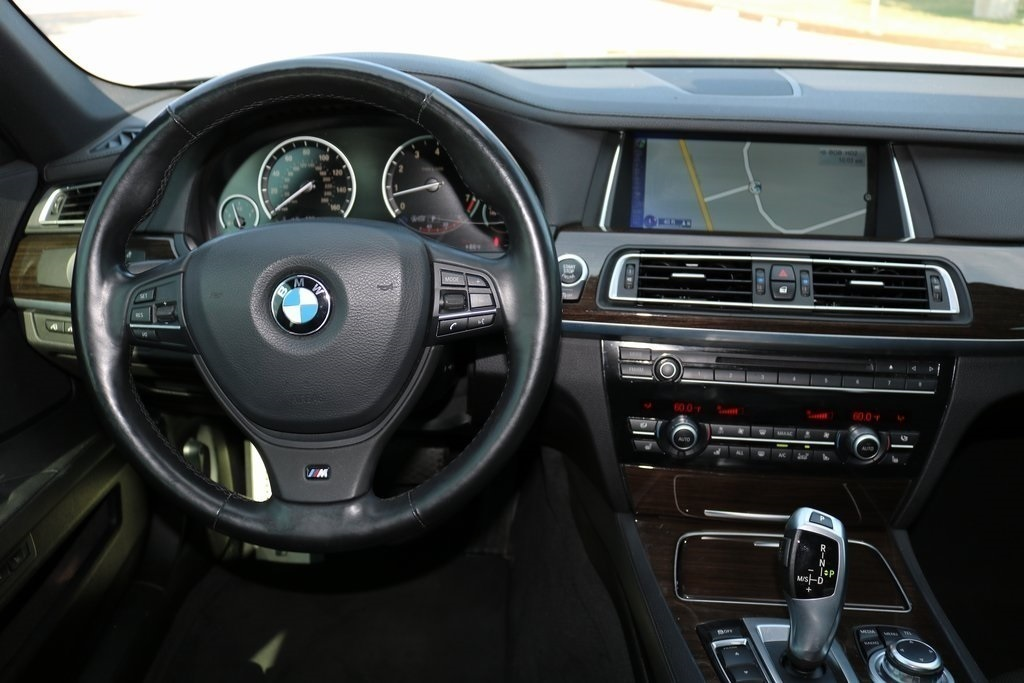 Pre-Owned 2013 BMW 7 Series 740i