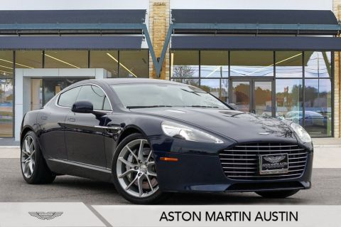 Pre-Owned 2014 Aston Martin Rapide S Base