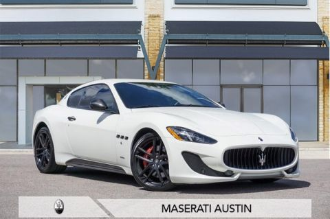 Certified Pre-Owned 2015 Maserati GranTurismo MC